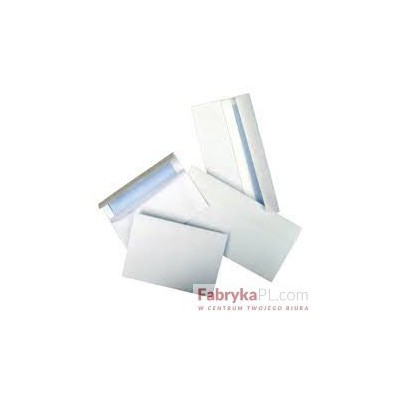Koperta C-4 HK biała opakowanie 50 szt. 31621020/50 NC Koperty