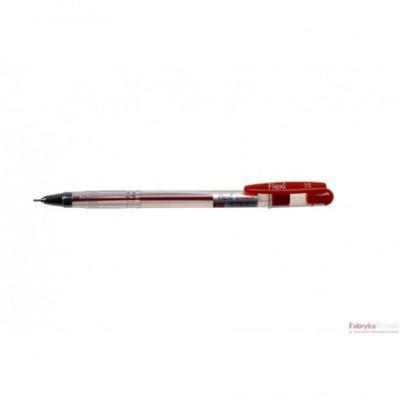 Długopis Flexi czerwony Penmate