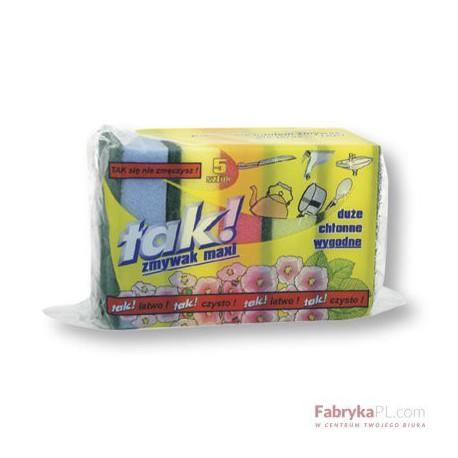 Zmywaki -gabka maxi (5) TAK!