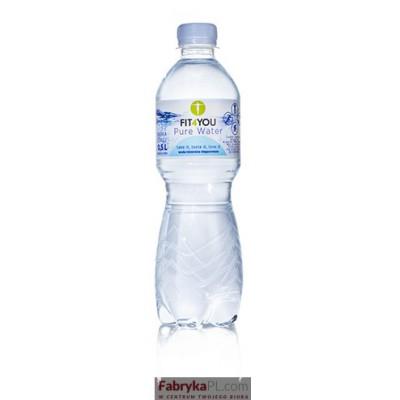 Woda niegazowana 0.5l FIT4YOU