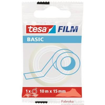 Taśma biurowa TESA BASIC 10m X15mm 58541-0000-00