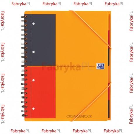 Kołozeszyt A4+ OXFORD INTERNATIONAL Organiserbook 80 kartek linia