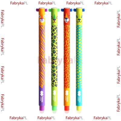 """Długopis wymazywalny Happy Color """"Uszaki Wild"""""""