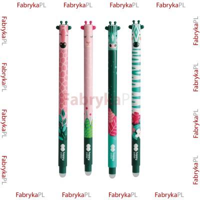 """Długopis wymazywalny Happy Color """"Afrykanki"""""""