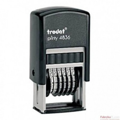 Numerator TRODAT 4836 6/3,8mm