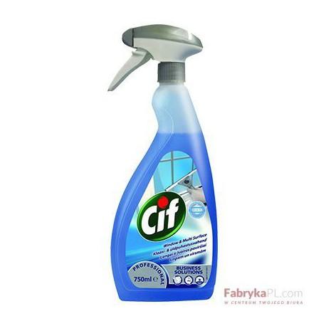 Preparat CIF 2in1 Cleaner Disinfectant 0,75l-skoncentrowany preparat myjąco-dezynfekcyjny
