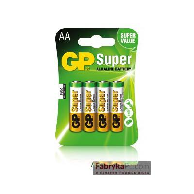 Bateria alkaliczna GP Super AA / LR6 1.5V GPPCA15AS015