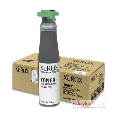 Toner Xerox black x 2 12600str WC 50XX Ruby