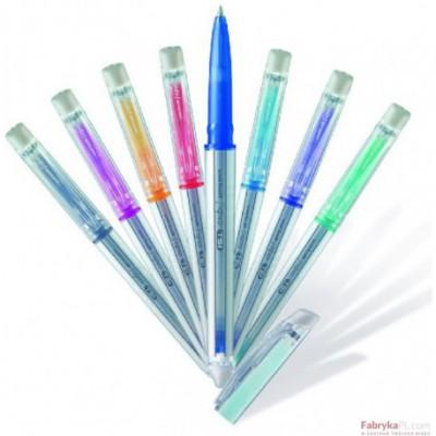 Długopis termościeralny UF-220 TSI, różowy, Uni