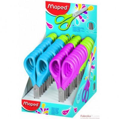 Nożyczki Szkolne Start 12 cm (w pudełku)