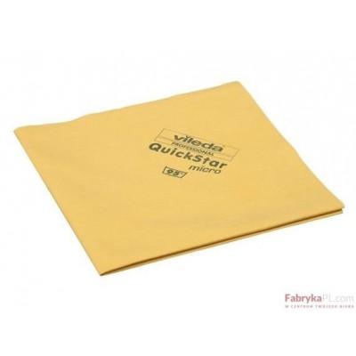 Ścierka QuickStar Micro – żółta Vileda