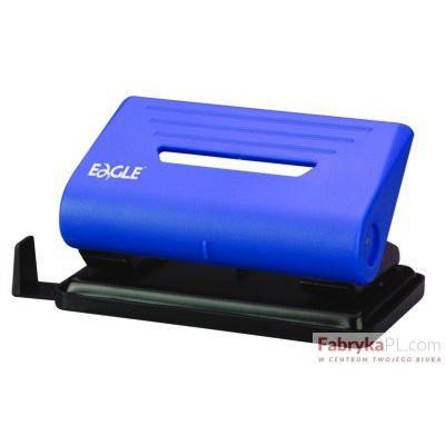 Dziurkacz EAGLE 837 S niebieski 8 kartek