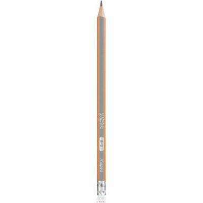 Ołówek z gumką Blackpeps H Maped