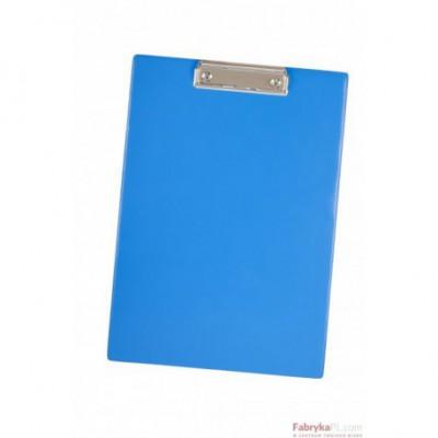 Deska z klipem DATURA A4 niebieska