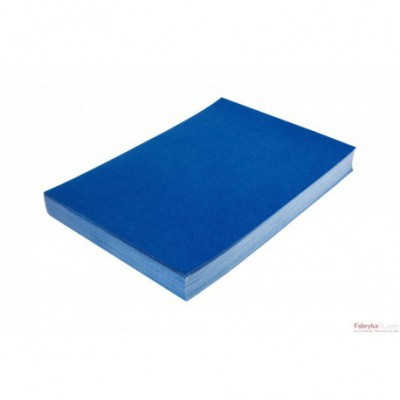 Karton do bindowania DATURA A4 (100) Delta niebieski