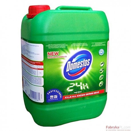 Płyn do WC DOMESTOS 5L pine fresh