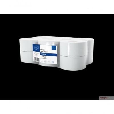 Papier toaletowy Ellis Ecoline 100/2 makulatura (op 12szt)