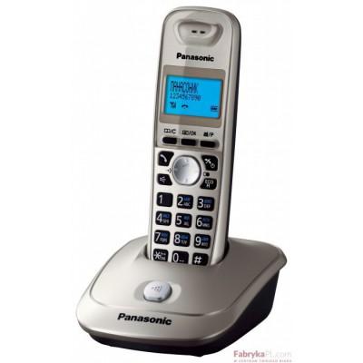Telefon bezprzewodowy PANASONIC KXTG2511 szary