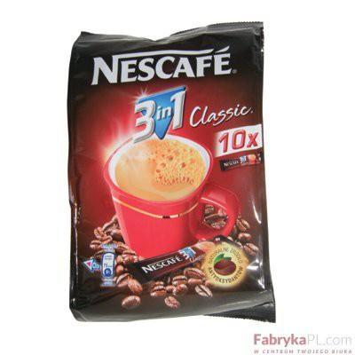 NESCAFE 3in1 CLASSIC 10*18g 36716 NE705000