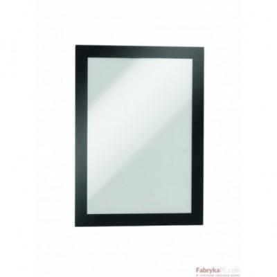 Ramki MAGAFRAME A5 czarne (2 sztuki) DURABLE