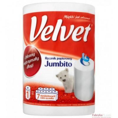 Ręcznik JUMBITO VELVET