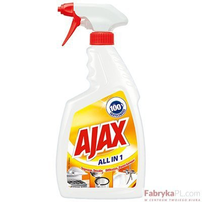 Spray do mycia AJAX 750ml uniwersalny ersalny MULTI-PURPOSE