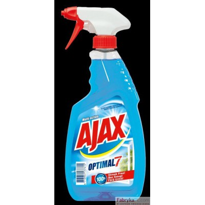 Płyn do mycia szyb AJAX MULTI ACTION 500 ml