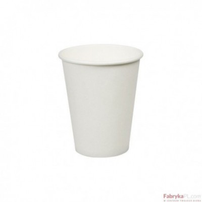 Kubek papierowy biały100ml.(100) COFFEE 4 YOU