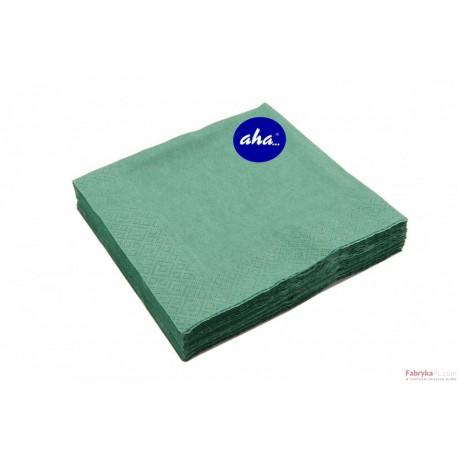 Serwetki AHA zielone 20 sztuk