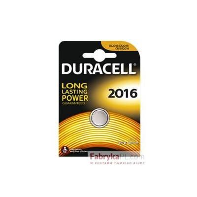 Bateria litowa DL 2016 B1 DURACELL
