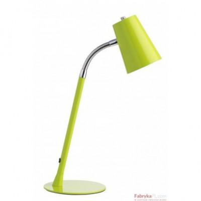 Lampa biurkowa UNILUX FLEXIO 20 LED zielona