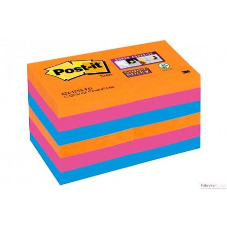 Bloczek samoprzylepny Post-it® Super Sticky