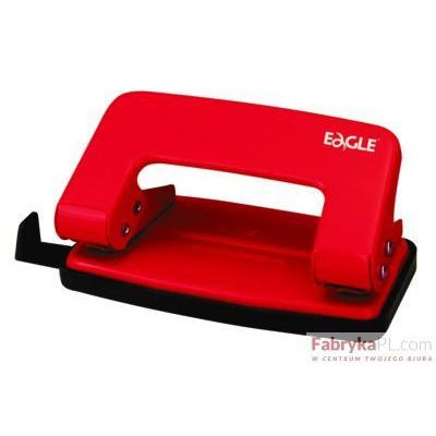 Dziurkacz EAGLE 709 R czerwony 8 kartek