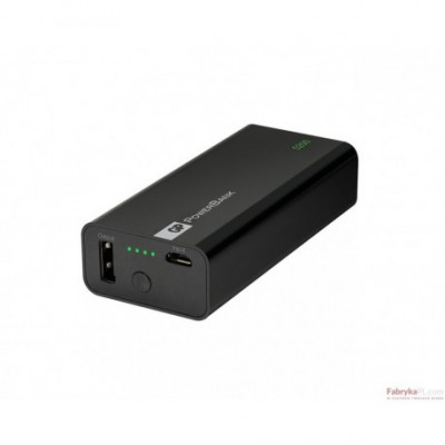 Portable PowerBank 5200mAh wyjœcie 1 x 1.0A, 5V