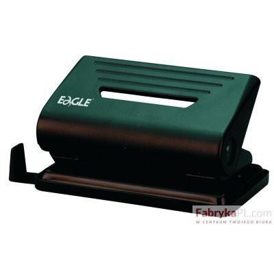 Dziurkacz EAGLE 837 S czarny 8 kartek