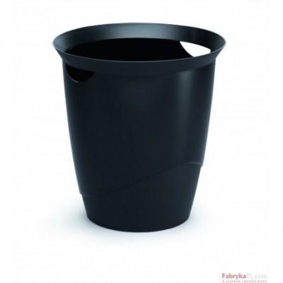 Kosz na śmieci 16l czarny 1701710060 DURABLE