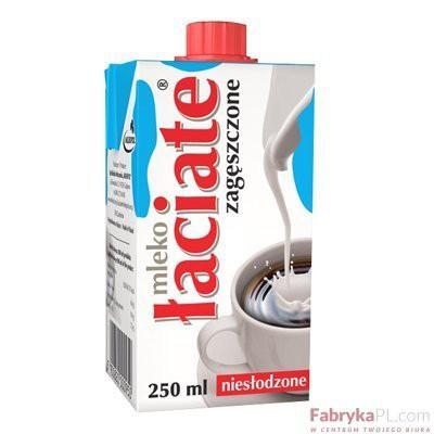Łaciate zagęszczone mleko 250 ml