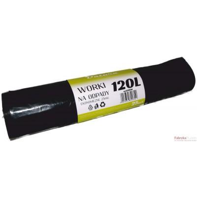 Worek na śmieci DATURA 120L ekonomiczny (25)