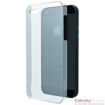 Przezroczyste etui do iPhone 5, LEITZ Complete