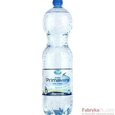 Woda PRIMAVERA niegazowana 1L