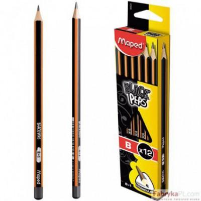 Ołówek Blackpeps B Maped