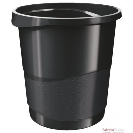 Kosz na śmieci ESSELTE Europost VIVIDA 14l, czarny