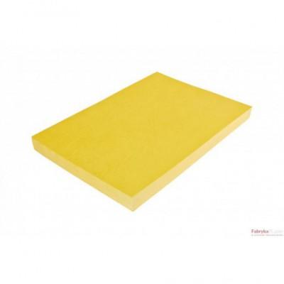 Karton do bindowania DATURA A4 (100) Delta żółty