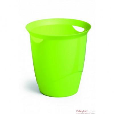 TREND kosz na śmieci 16 l, zielony