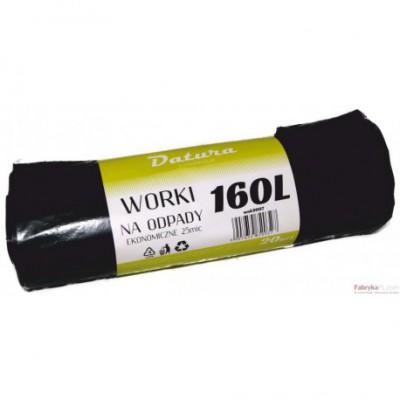 Worek na śmieci DATURA 160L ekonomiczny (20)