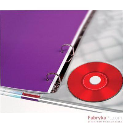 Kółeczka samoprzylepne APLI do przyklejania płyt CD/DVD/DVD do dokumnetów 35szt