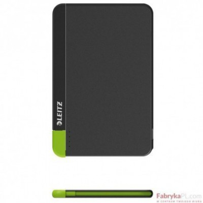 Power Bank Ultra Slim Leitz Complete 1350 mAh z kablem Mikro USB