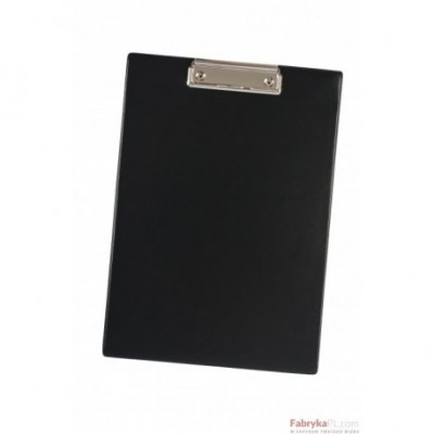 Deska z klipem DATURA A4 czarna