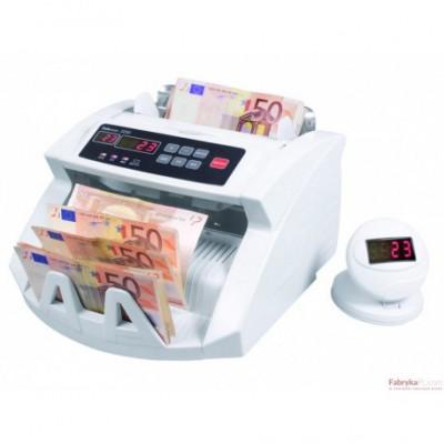 Maszyna do liczenia i testeowania banknotów SF2250 SAFESCAN