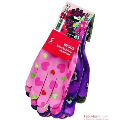 Rękawice ochronne RFLOWER rozmiar M Reis